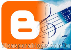 Colocar musica no blog