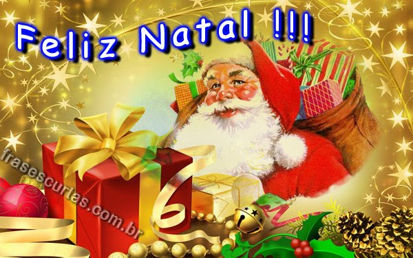 Imagens Feliz Natal Amigos