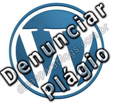 Denunciar Plagio no Wordpress
