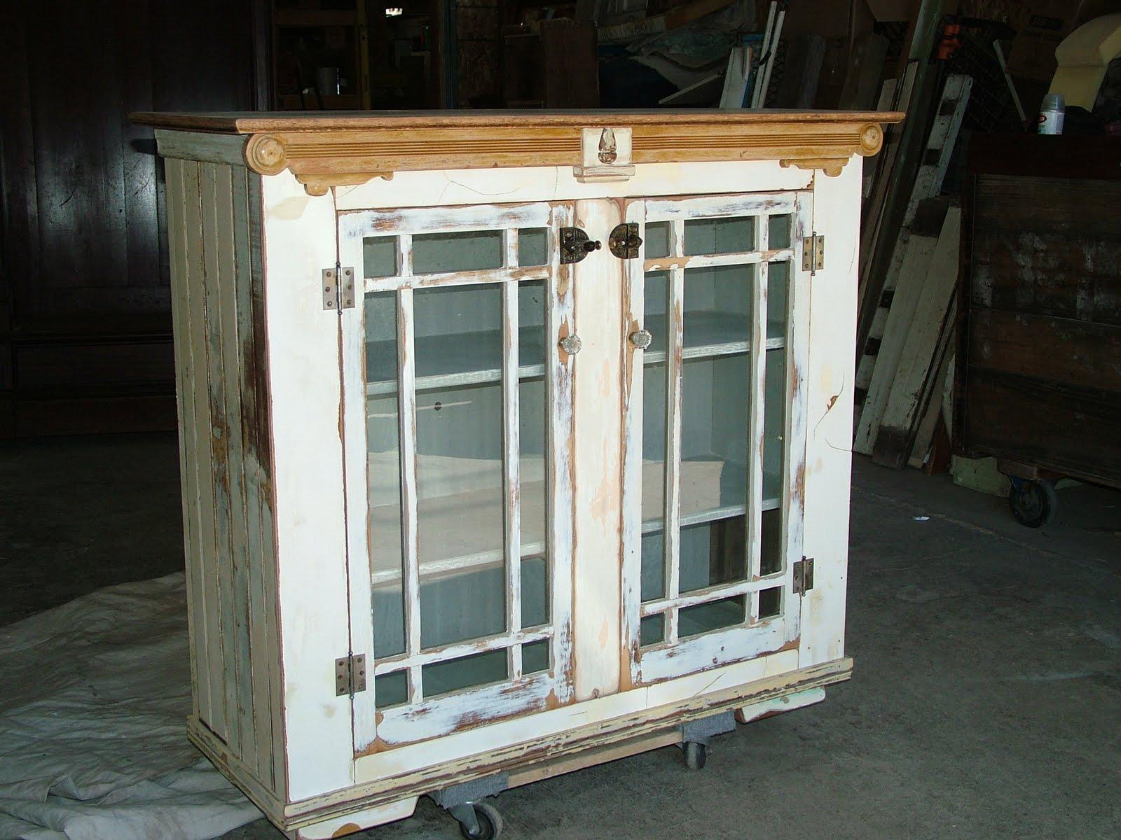 Stunning 26 Images Antique Cupboard Doors