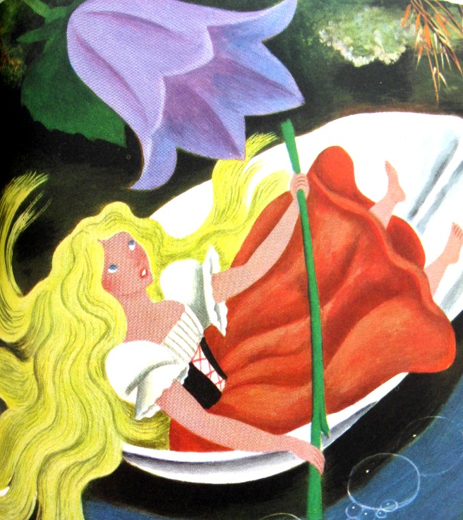My Cinful Life: Thumbelina by Hans Christian Andersen
