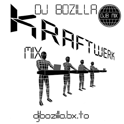 DJ Bozilla Presents Kraftwerk in the Mix 2008 ~ Mixfreaks