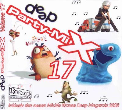 Dj Deep Party Vol 17 Mixfreaks Podcast