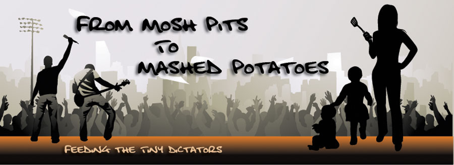 From Mosh Pits to Mashed Potatoes