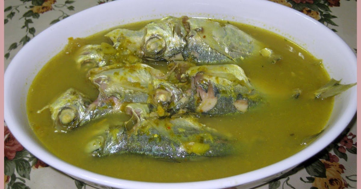 resepi nennie khuzaifah pindang ikan Resepi Ikan Pindang Utara Enak dan Mudah