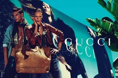 505629a7cb58 Campagnes Publicitaires Eté 2011, Gucci, D G, CK et les autres ...