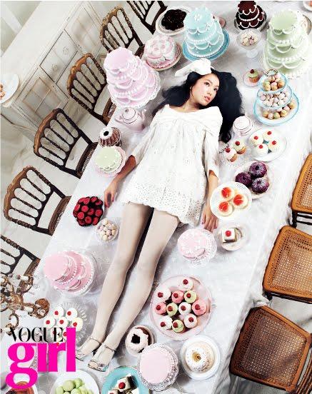 fashion styles women  Sweet Lolita Tea Party 1f8a33a6c