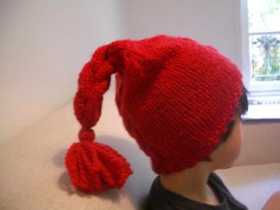 vast selection classic hot sale trico*bsession: Le bonnet de Oui-Oui !
