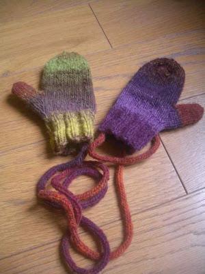 super populaire apparence élégante vaste sélection trico*bsession: des moufles pour enfants ...