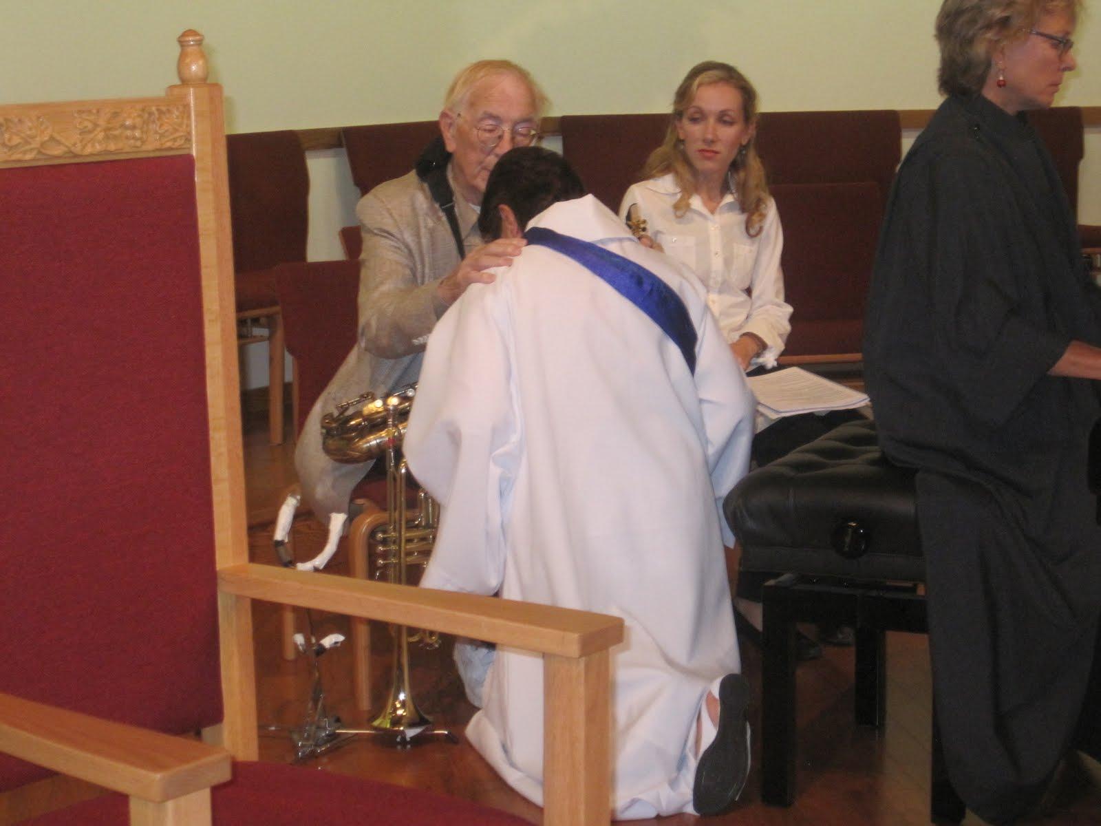 Historic Ordination of First Latin American Roman Catholic Woman Priest