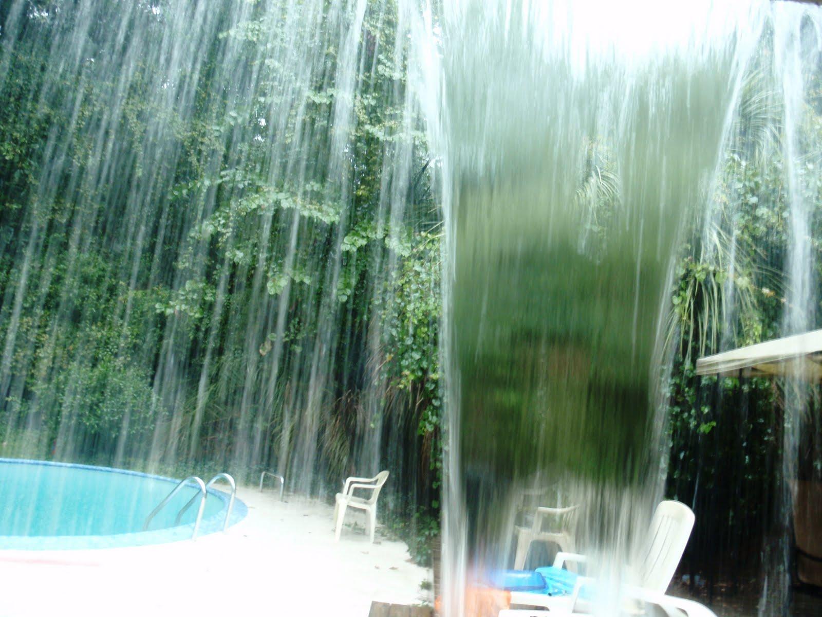 My Imagination: Pouring Down Rain