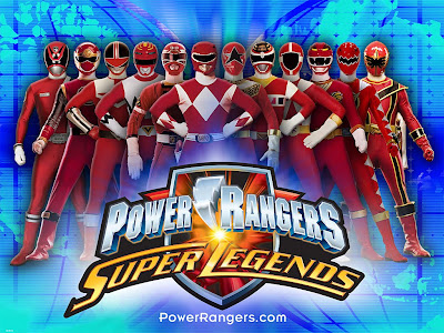 Power Rangers Super Legends PC Full Español Pocos Recursos Descargar