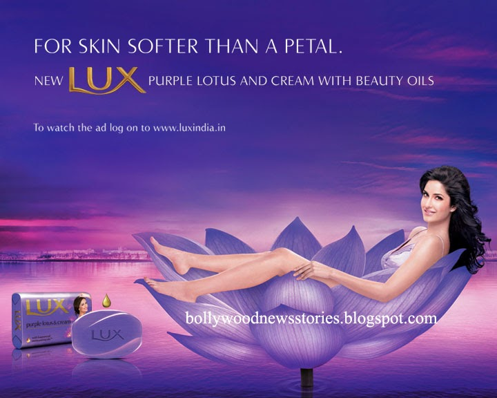 Latest News: Katrina Kaif In Lux Ad (View Video And
