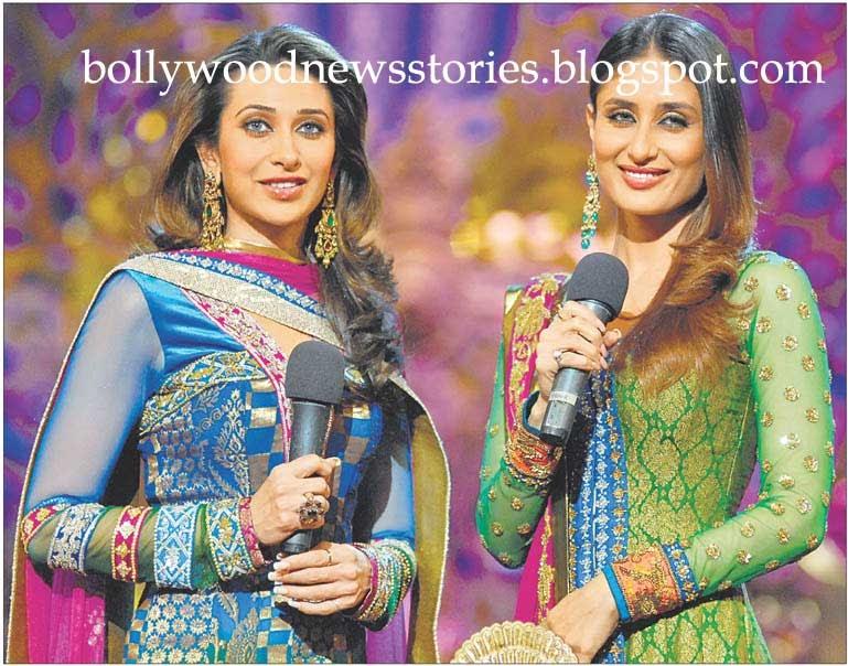 Latest News: Karishma and Kareena Kapoor on Nach Baliye