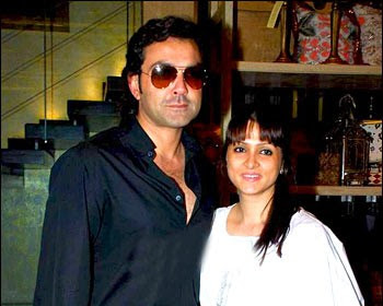 Bobby Deol Wife Tanya Deol
