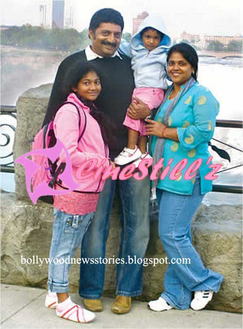 Latest News: Prakesh Raj With His Children/Daughters ...