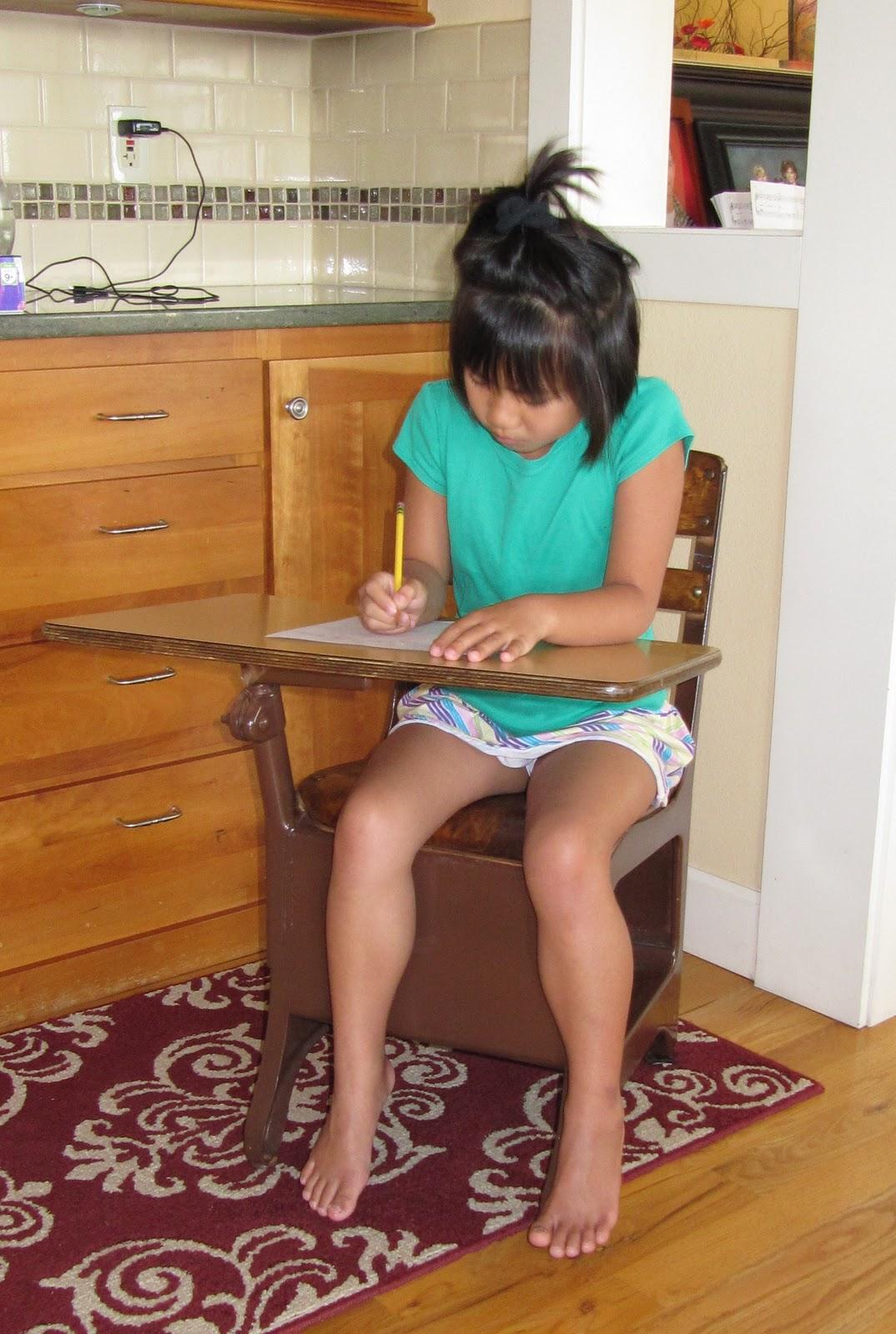 Homeschool Ninjas Weekly Report September 27