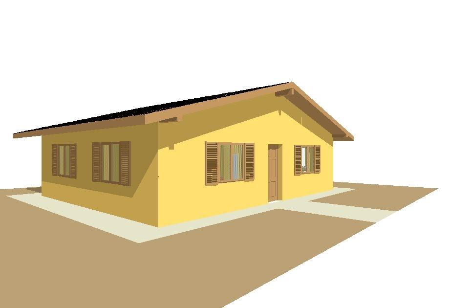 Case prefabbricate casa 80 mq for Casa moderna 80 mq