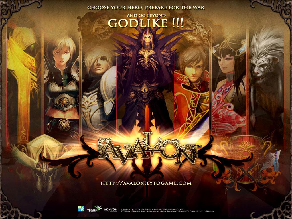 Avalon Game Online