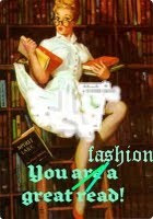 You are a great Fashion Read Award!