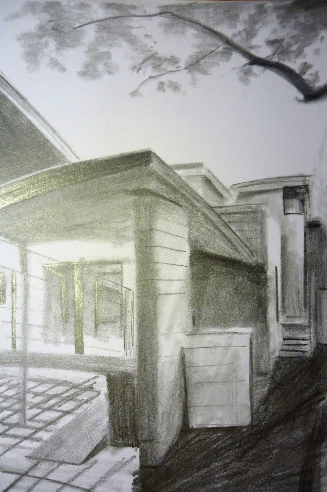 3d Exterior House Designs: DAB310: Chosen Exemplar: Stretto House