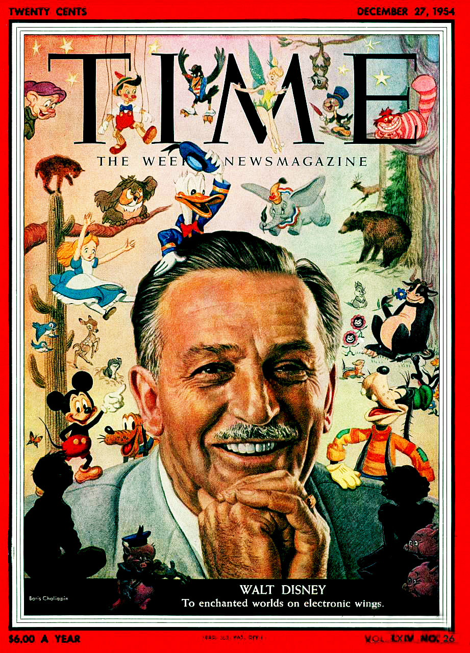 the significance of walter elias disney to animated cartoons How world war ii changed walt disney  elias died disney did not return for the funeral,  an animated woman is shown reading a copy of life at the beautician.
