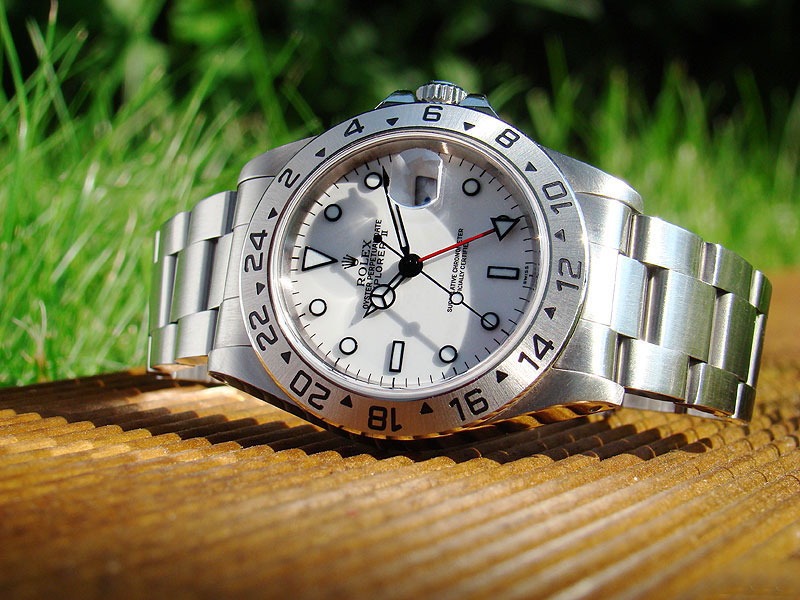 Pinoy Watch Idiot: My Grail Watch #2: Rolex Explorer II ...
