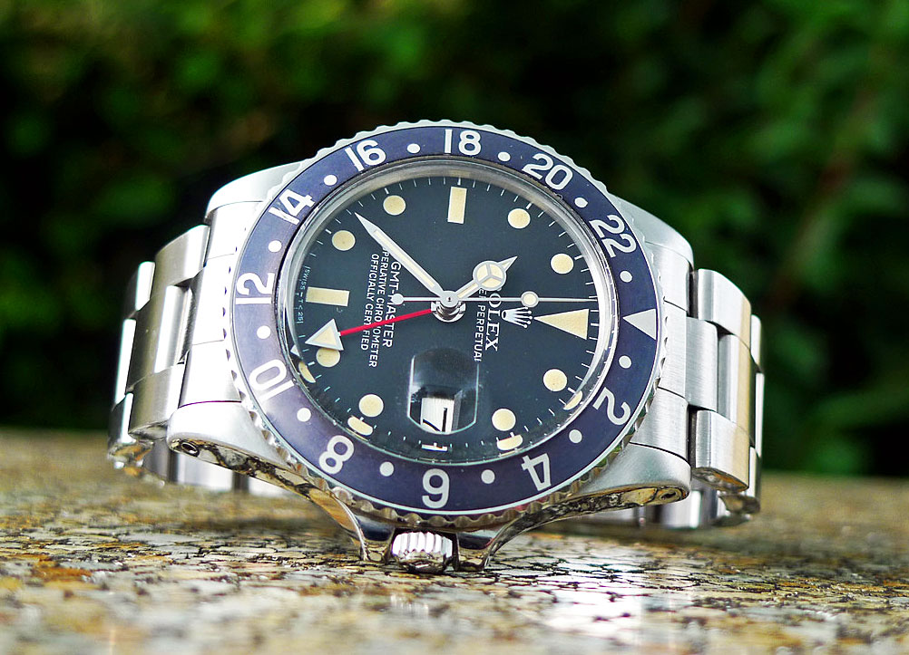 b2d9c39876c Welcome to RolexMagazine.com...Home of Jake's Rolex World Magazine..Optimized  for iPad and iPhone: Amanico's Vintage Rolex Espresso GMT.