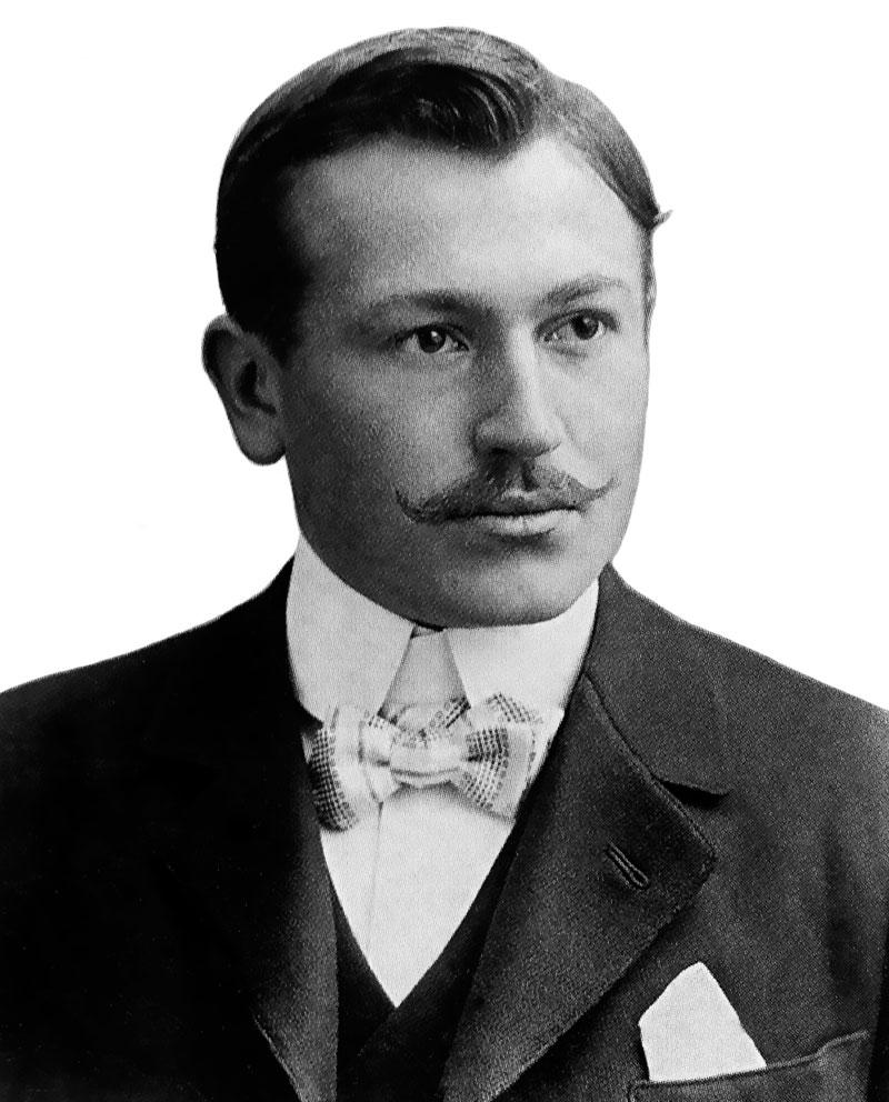Image result for Hans Wilsdorf