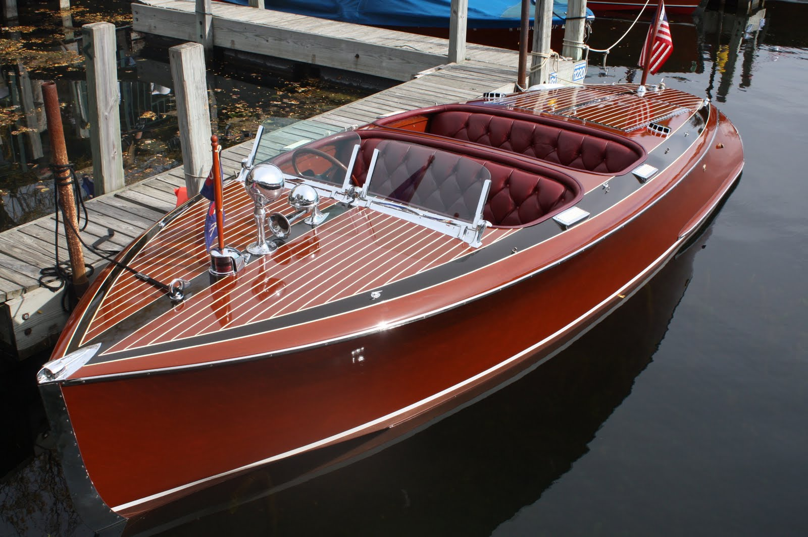 Chris Craft  Sailboat