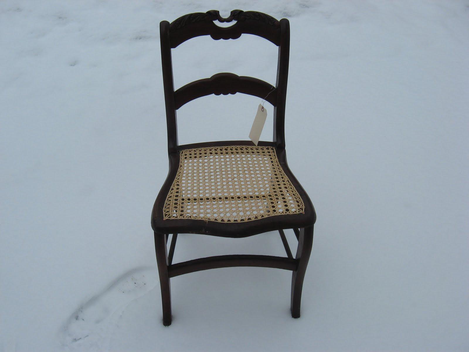 Repairing Cane Seat Chairs Carpet Chair Mats Maine Antique Repair