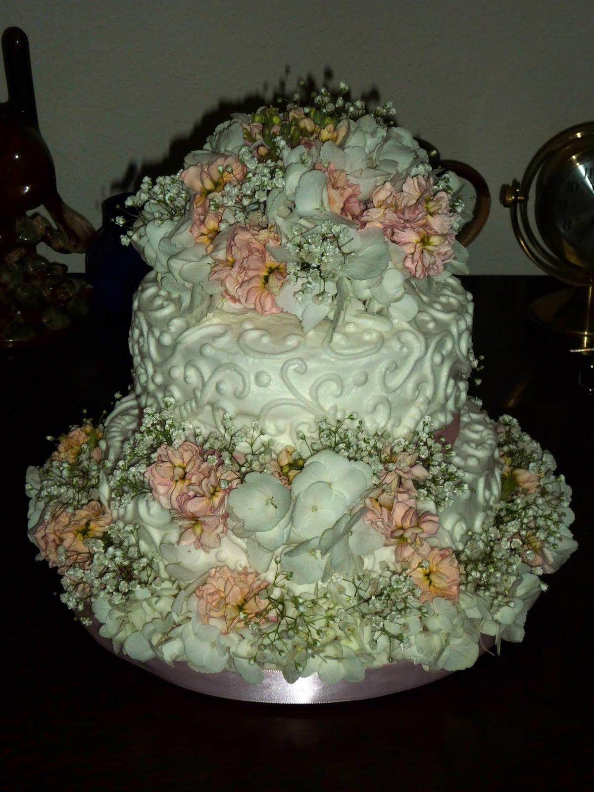 Alamo Sweets Llc Small Wedding Cake