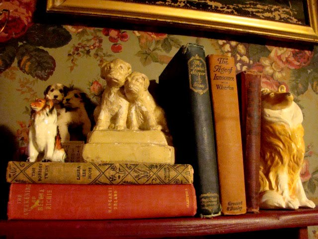 Decorating With Old Books
