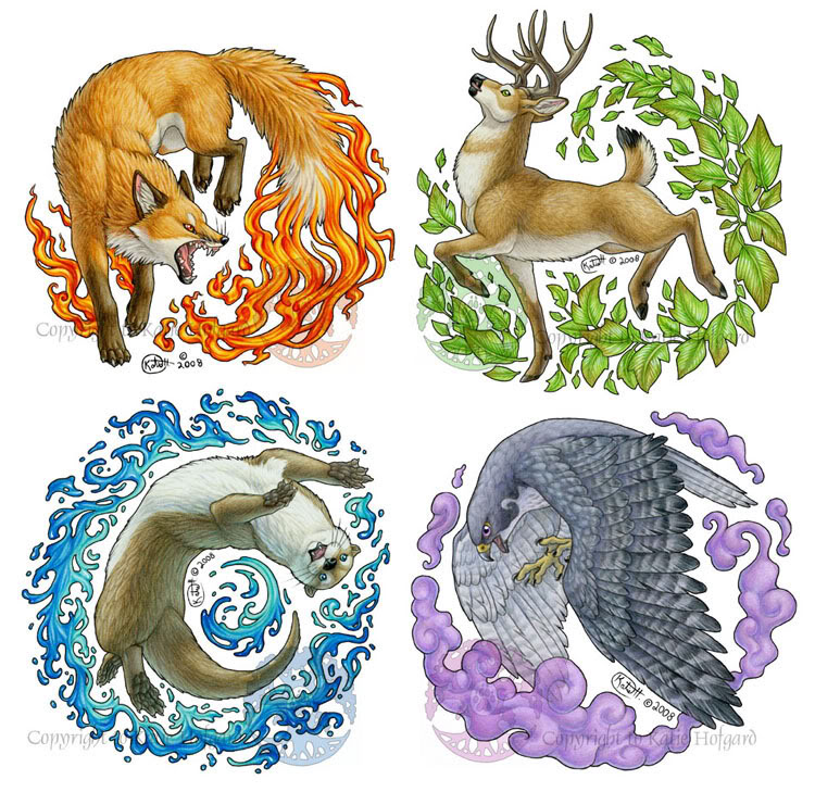 Elemental Animals Images - Reverse Search