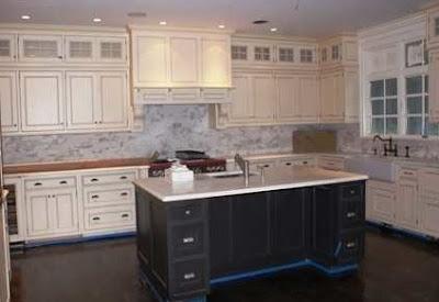 Hampton Style Kitchen Designs