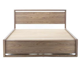 The Cool House Solid Walnut Beds