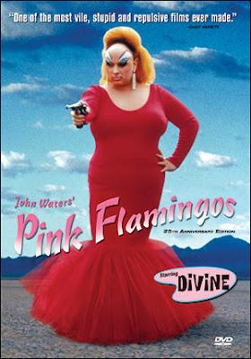 STREET FIGHTER: 粉紅火鶴 Pink Flamingos
