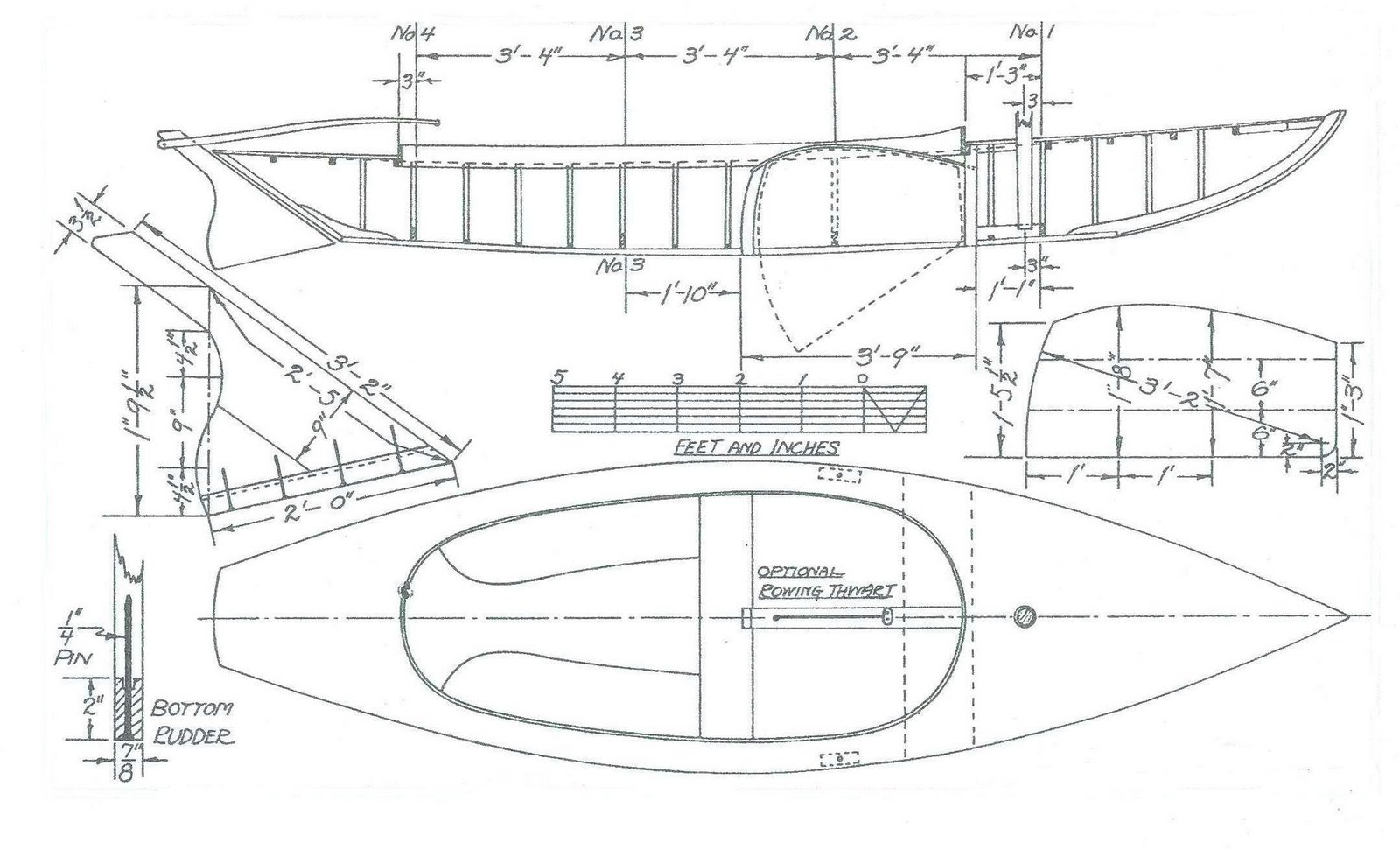 Jay: Wood Boat Diagrams How to Building Plans