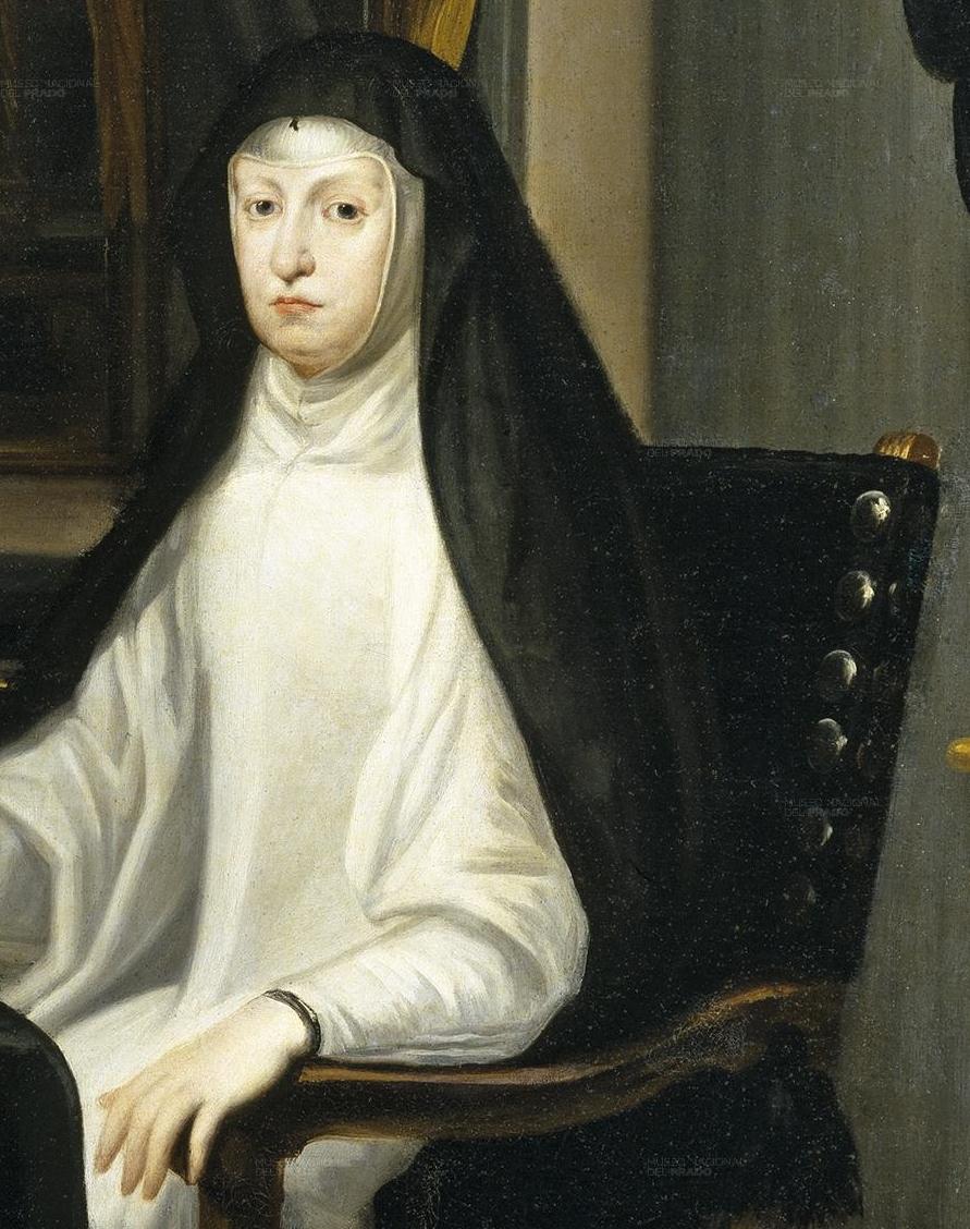 Espaa Eterna La Reina Mariana de Austria la eterna