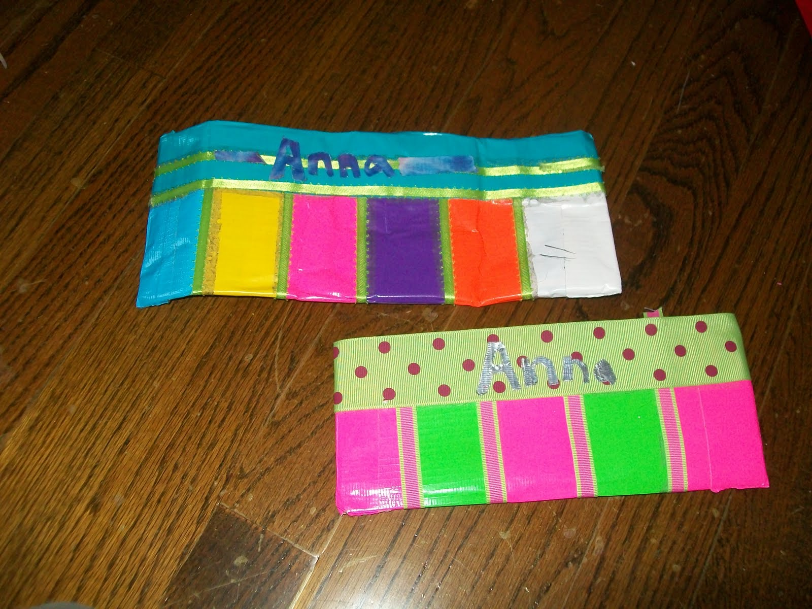Malu's Cool Creations: My Duct Tape Creations |Duct Tape Creations
