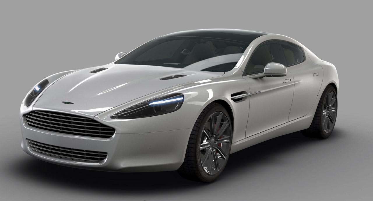 Aston Martin Rapide Price