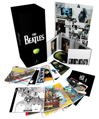 The Beatles Stereo Remastered boxed set