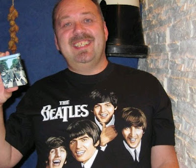 Beatles T-shirt