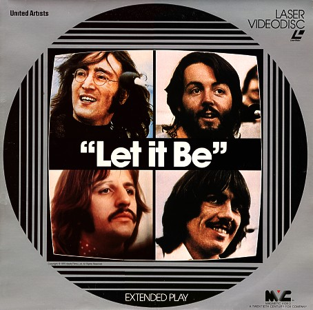 The Daily Beatle: Let It Be