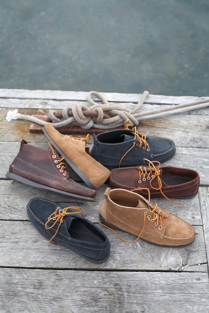 ca16bf6a5c4 Sartorially Inclined: First Look: L.L. Bean Signature Footwear