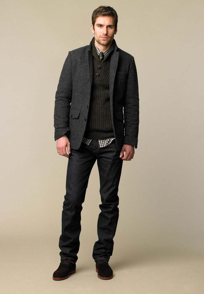 Sartorially Inclined First Look L L Bean Signature F W 2010