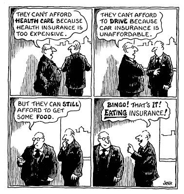 Jonik Editorial Cartoons: HEALTH CARE