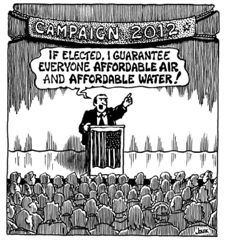 Jonik Editorial Cartoons ENVIRONMENTAL ISSUES