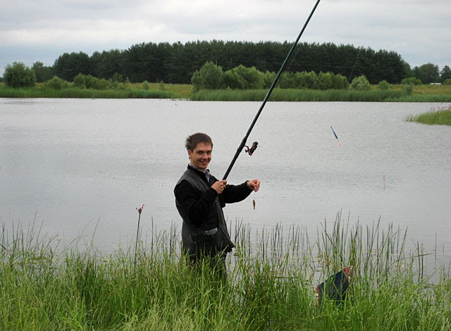 Платная рыбалка серебряно прудский район