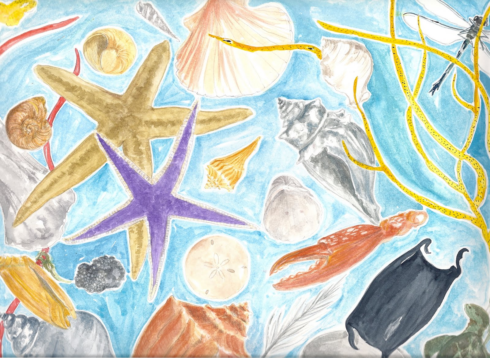 Circle11Studio Summer Painting Craze